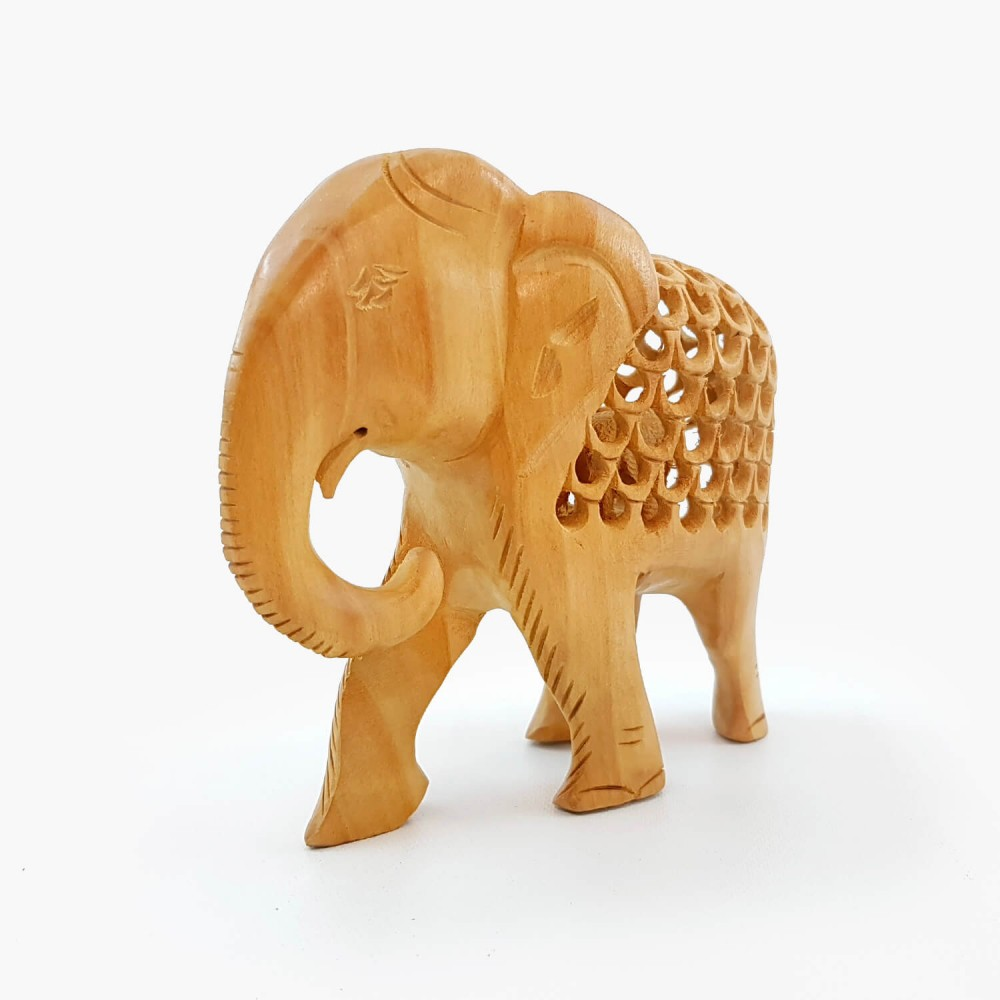 Escultura Elefante Indiano 3 - Foto 3