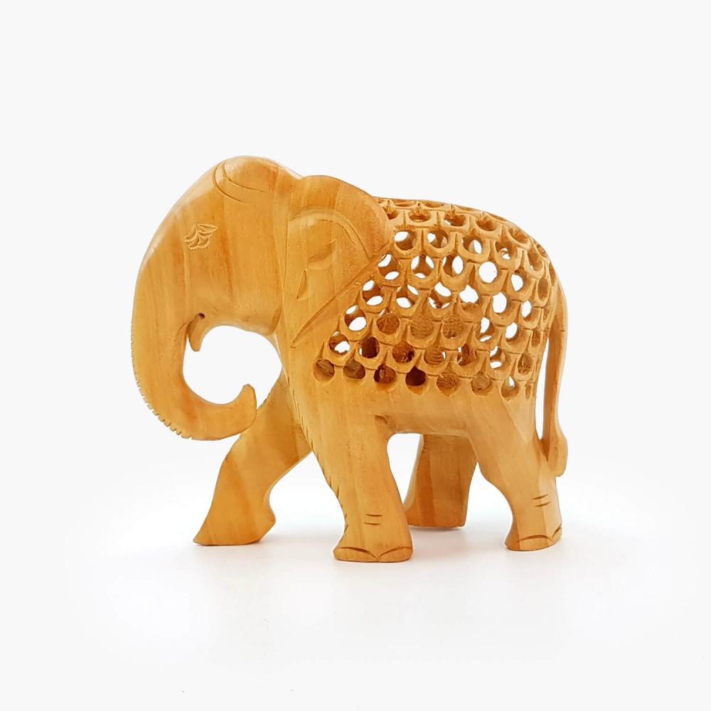 Escultura Elefante Indiano 3 - Foto 4
