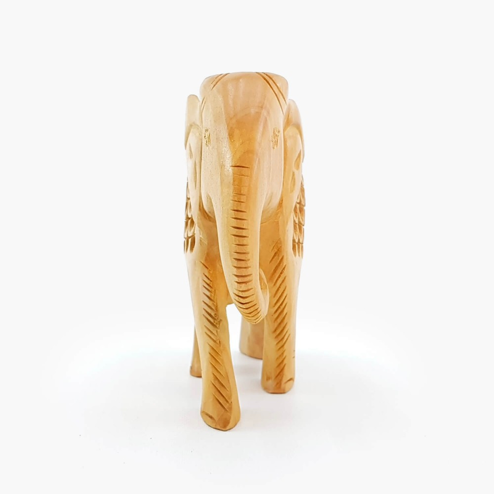 Escultura Elefante Indiano 3 - Foto 6