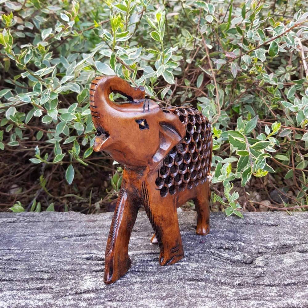 Escultura Elefante Indiano 2 - Foto 1
