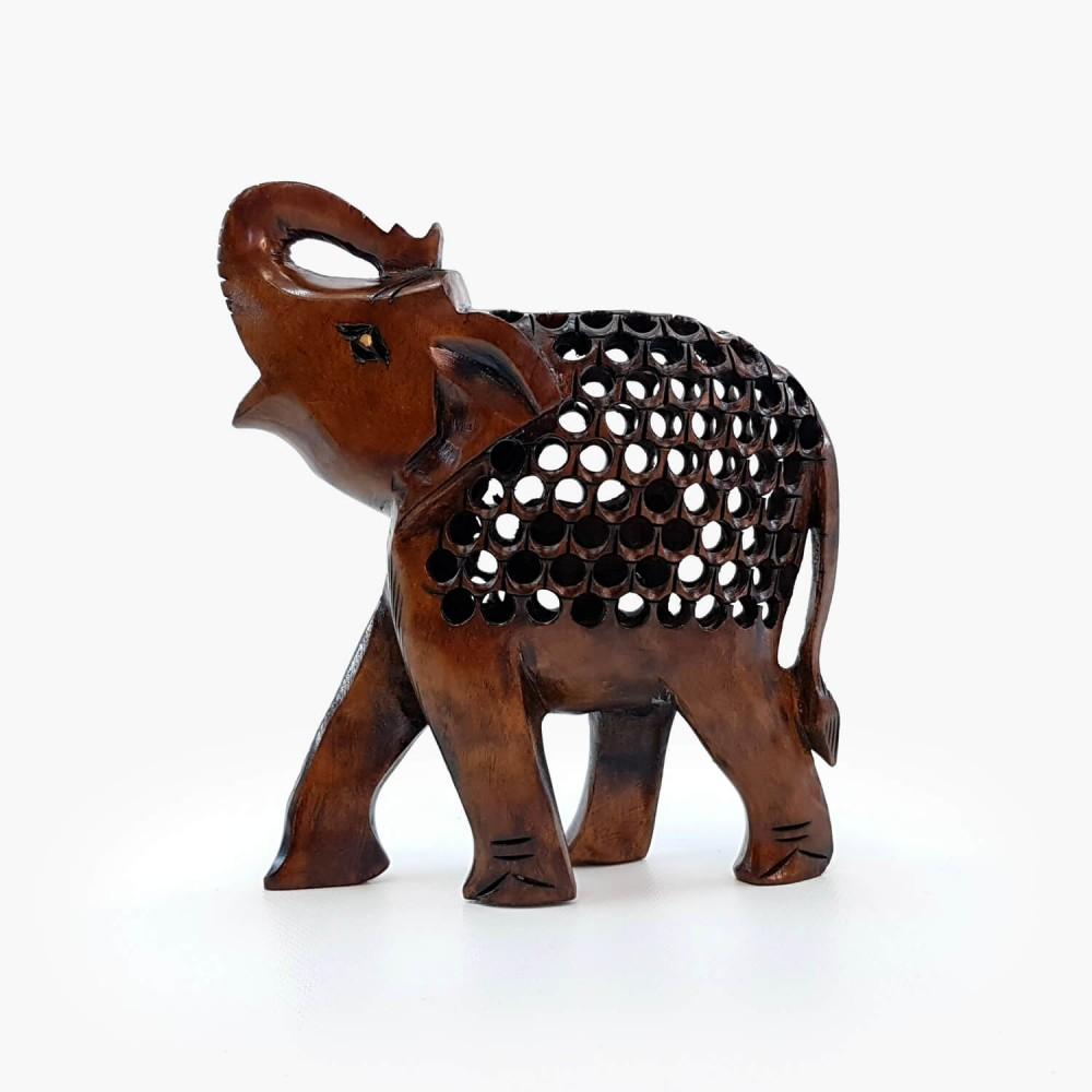 Escultura Elefante Indiano 2 - Foto 3