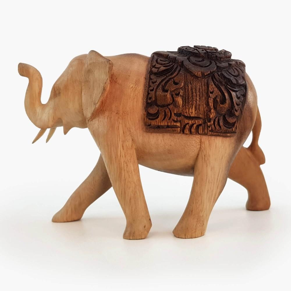 Escultura Elefante 15cm (altura) - Foto 2