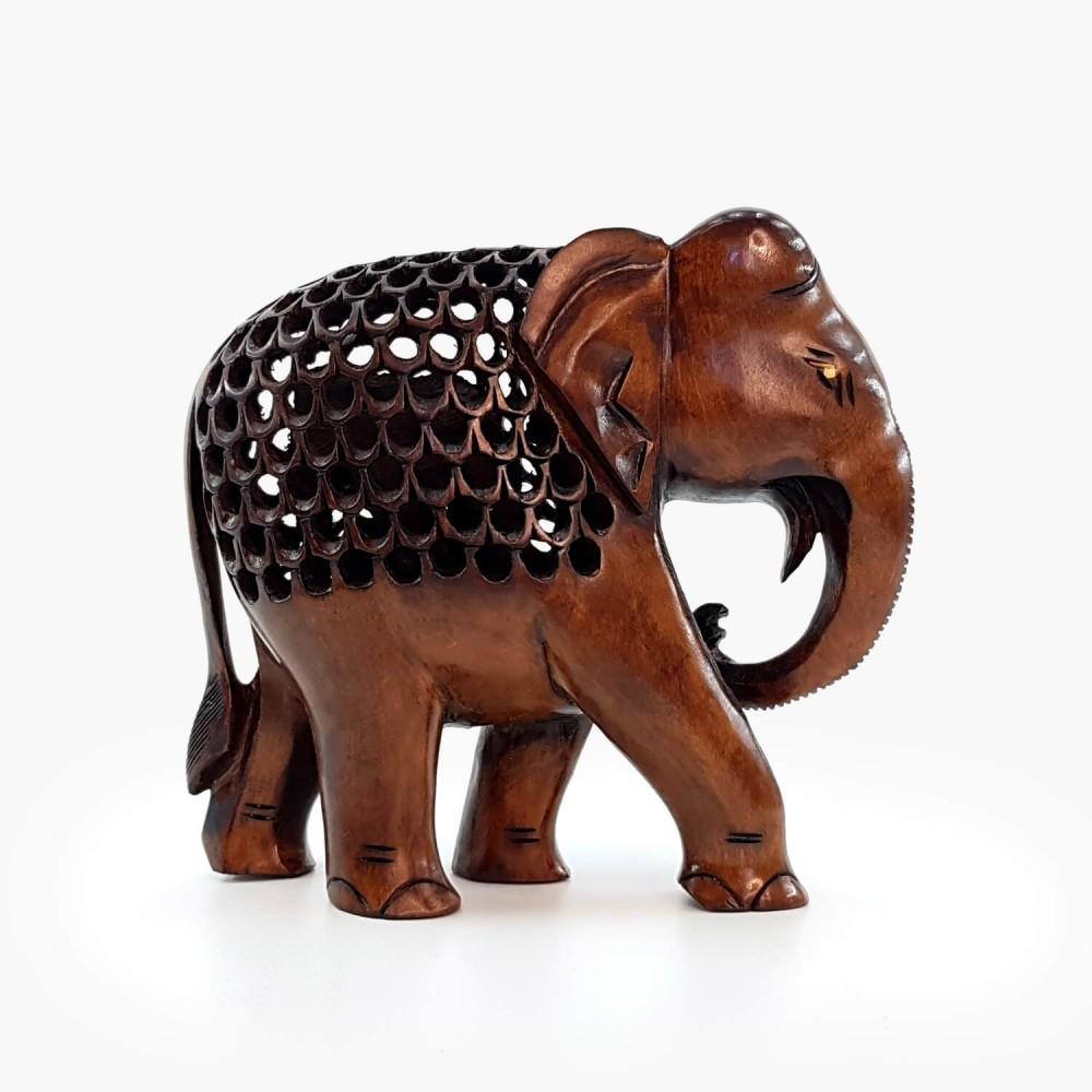 Escultura Elefante Indiano 1 - Foto 2