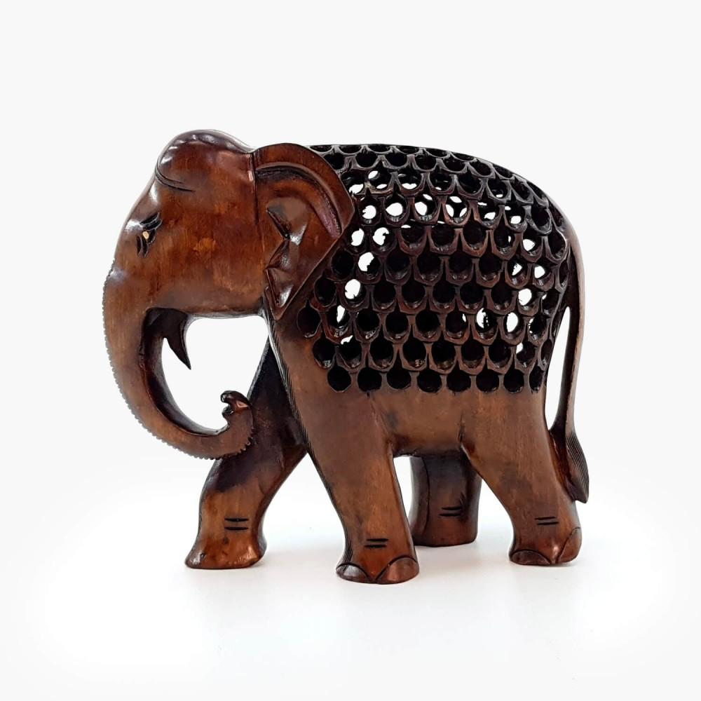 Escultura Elefante Indiano 1 - Foto 3