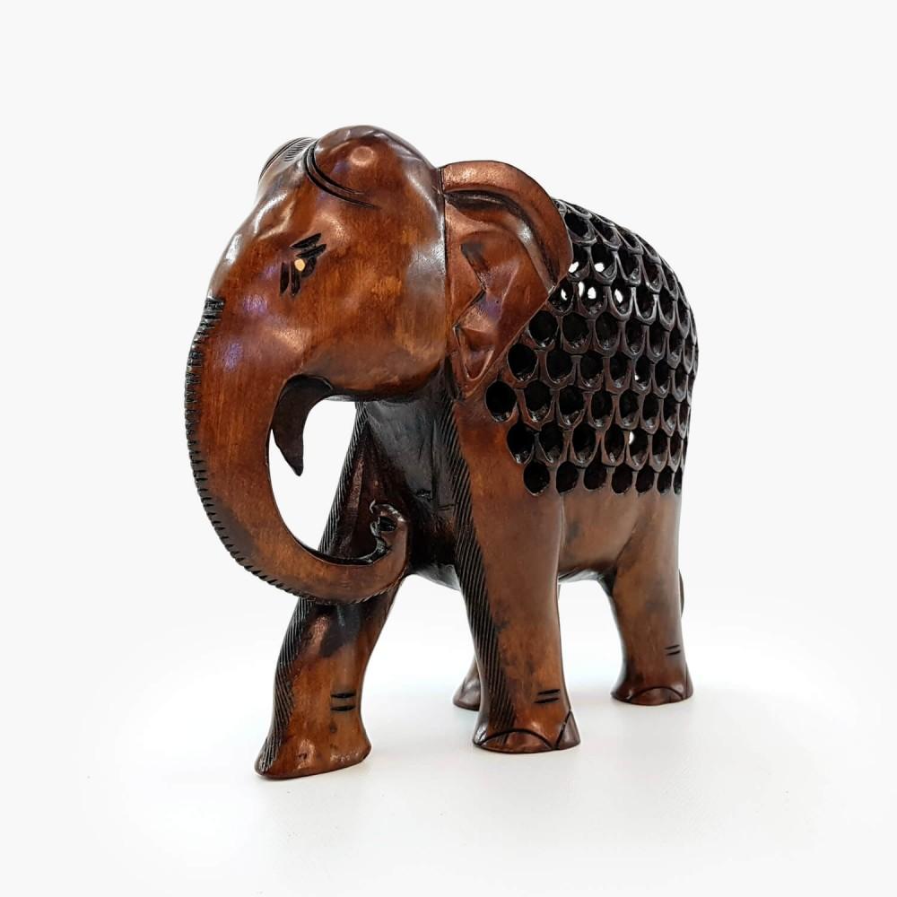 Escultura Elefante Indiano 1 - Foto 4
