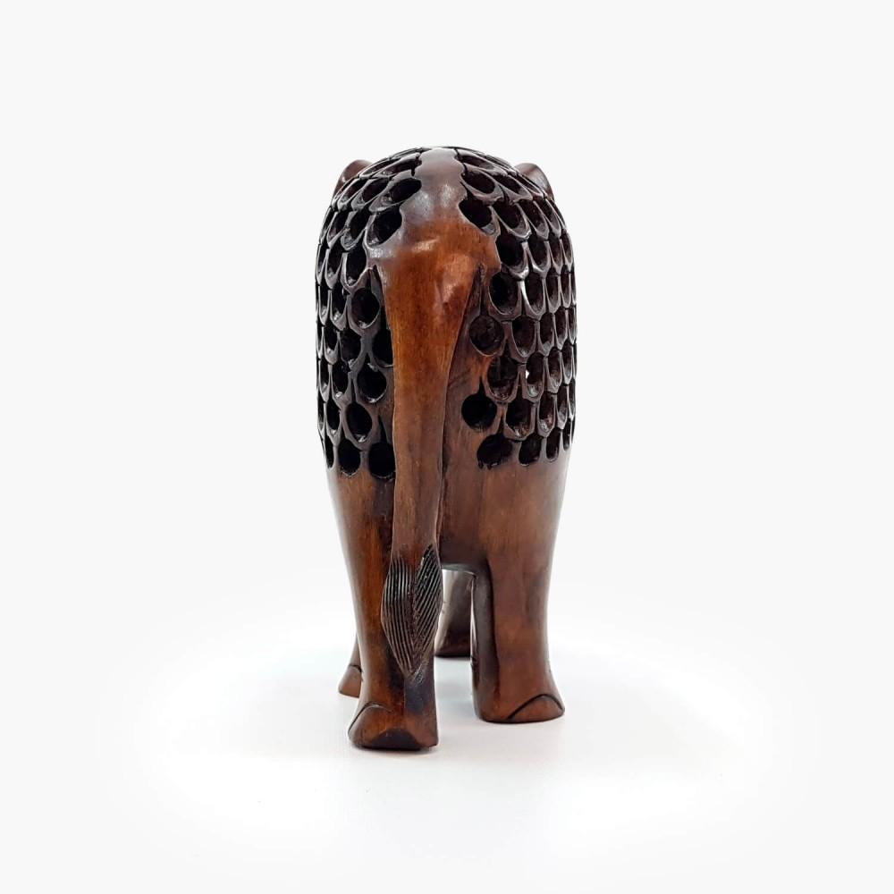 Escultura Elefante Indiano 1 - Foto 5