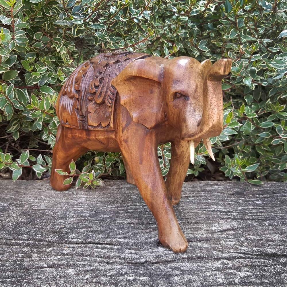 Escultura Elefante 16cm (altura) - Foto 1