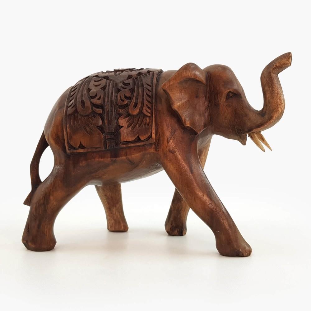 Escultura Elefante 16cm (altura) - Foto 2