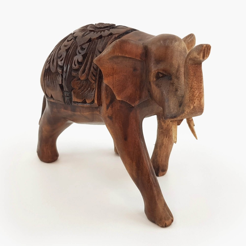 Escultura Elefante 16cm (altura) - Foto 3