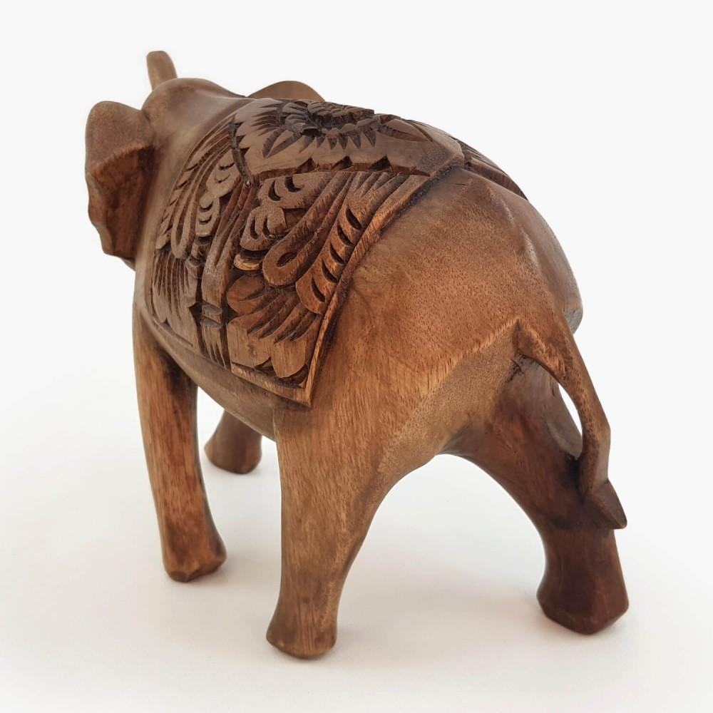 Escultura Elefante 16cm (altura) - Foto 4