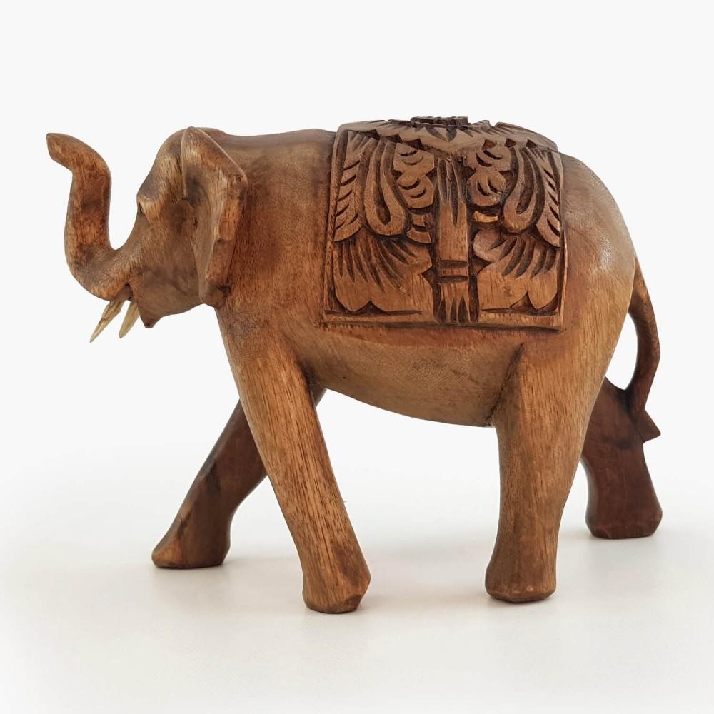 Escultura Elefante 16cm (altura) - Foto 5