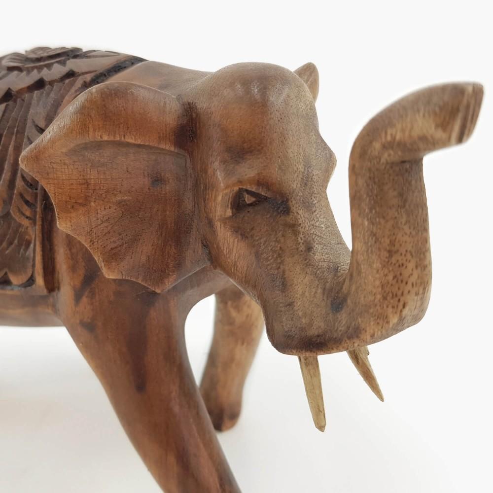 Escultura Elefante 16cm (altura) - Foto 6