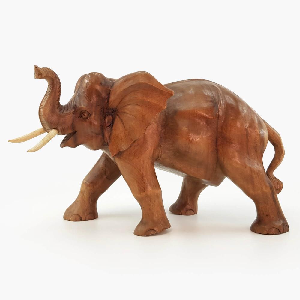 Escultura Elefante 30cm - Foto 2