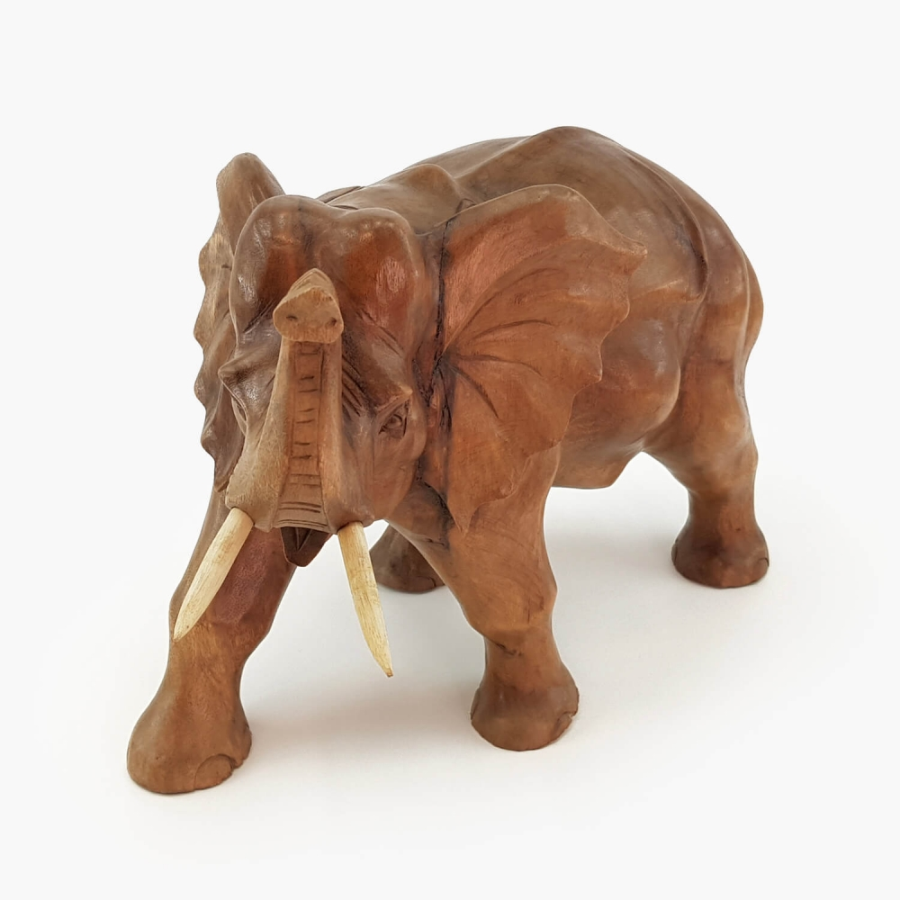Escultura Elefante 30cm - Foto 3