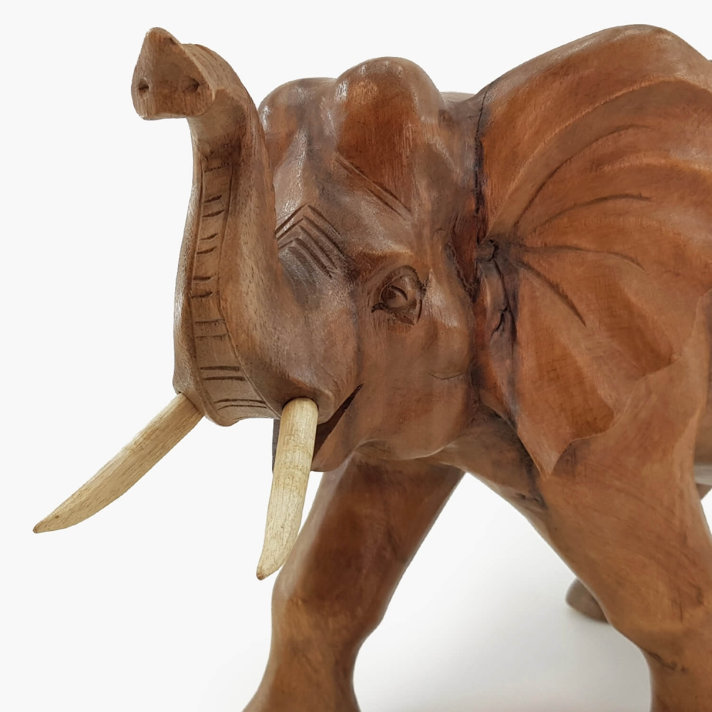 Escultura Elefante 30cm - Foto 6
