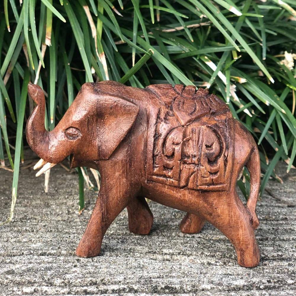 Escultura Elefante 6cm (altura) - Foto 1