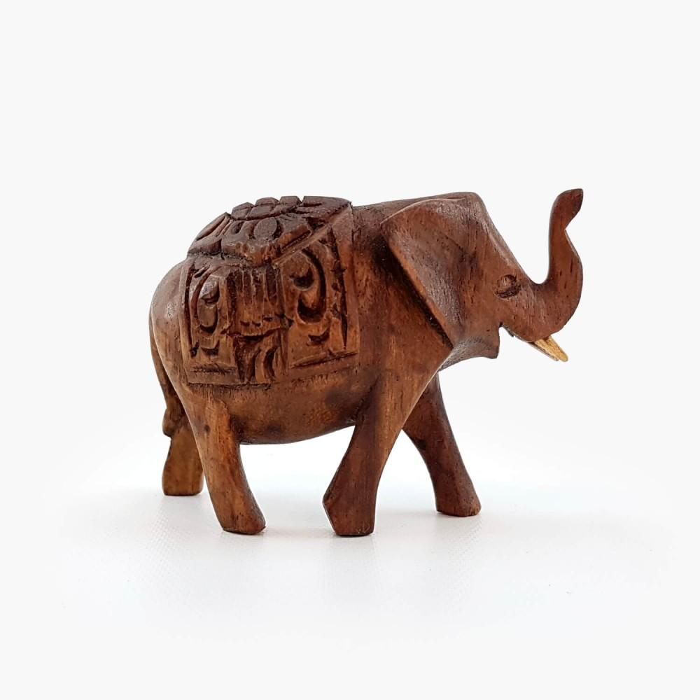 Escultura Elefante 6cm (altura) - Foto 2
