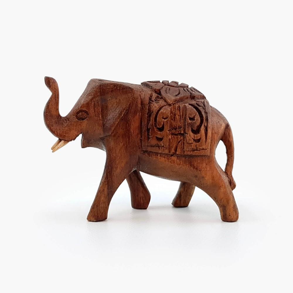 Escultura Elefante 6cm (altura) - Foto 3