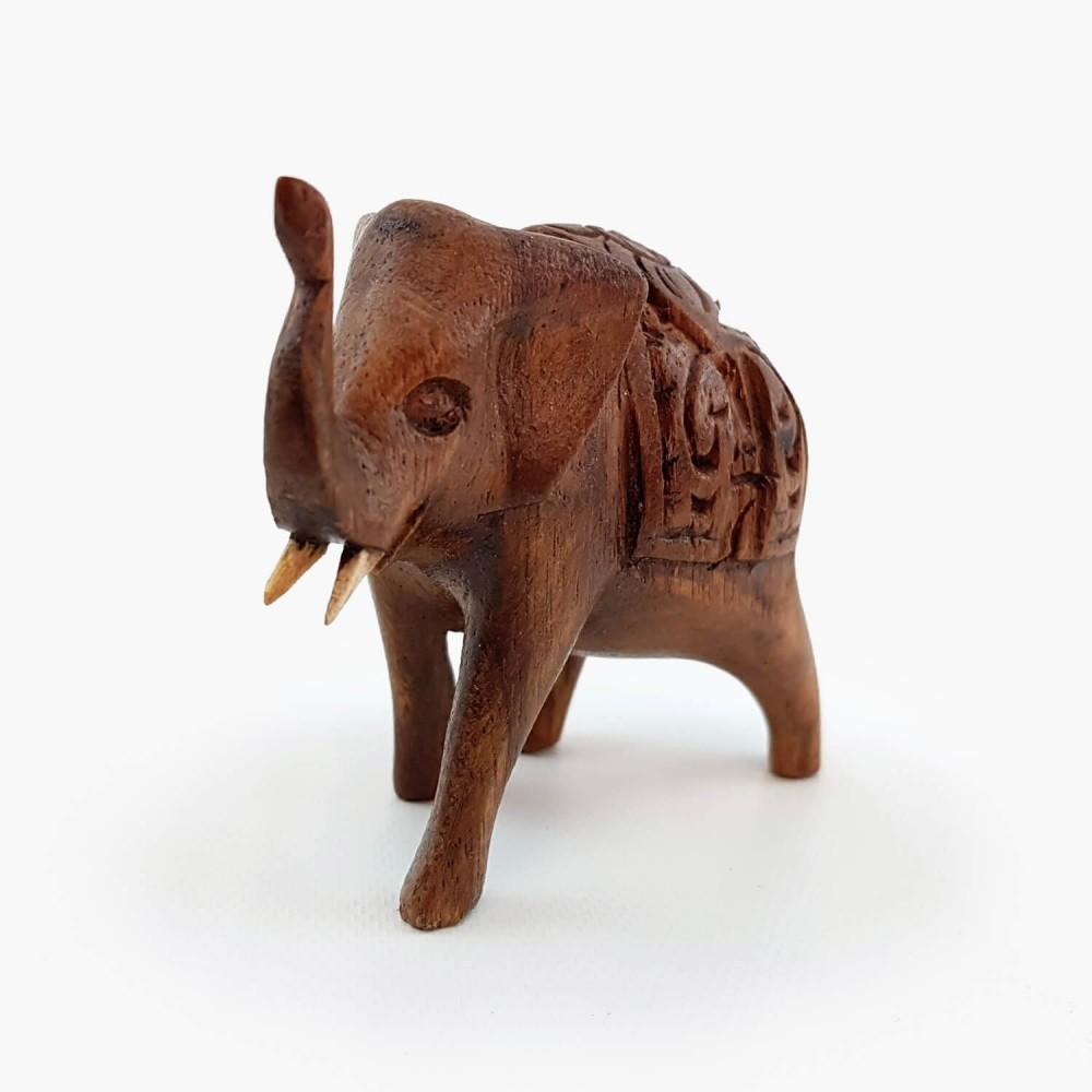 Escultura Elefante 6cm (altura) - Foto 4