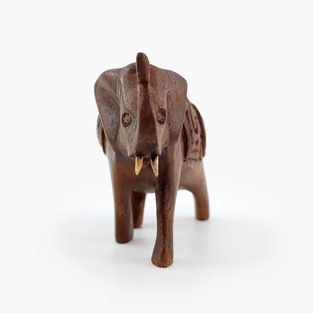 Escultura Elefante 6cm (altura) - Foto 6