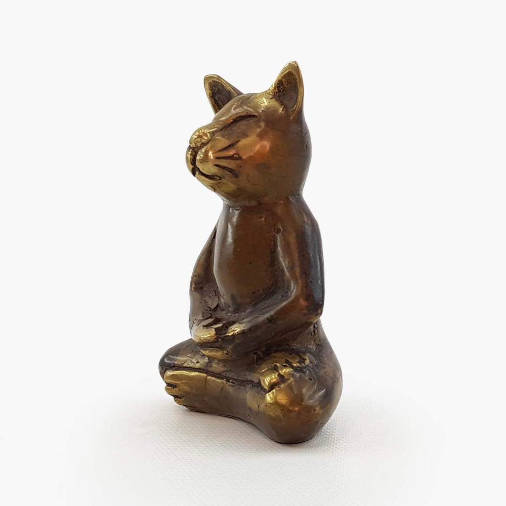 Escultura gato - Foto 4