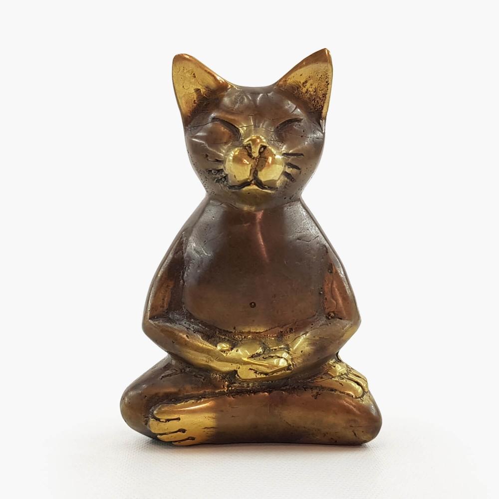 Escultura gato - Foto 7