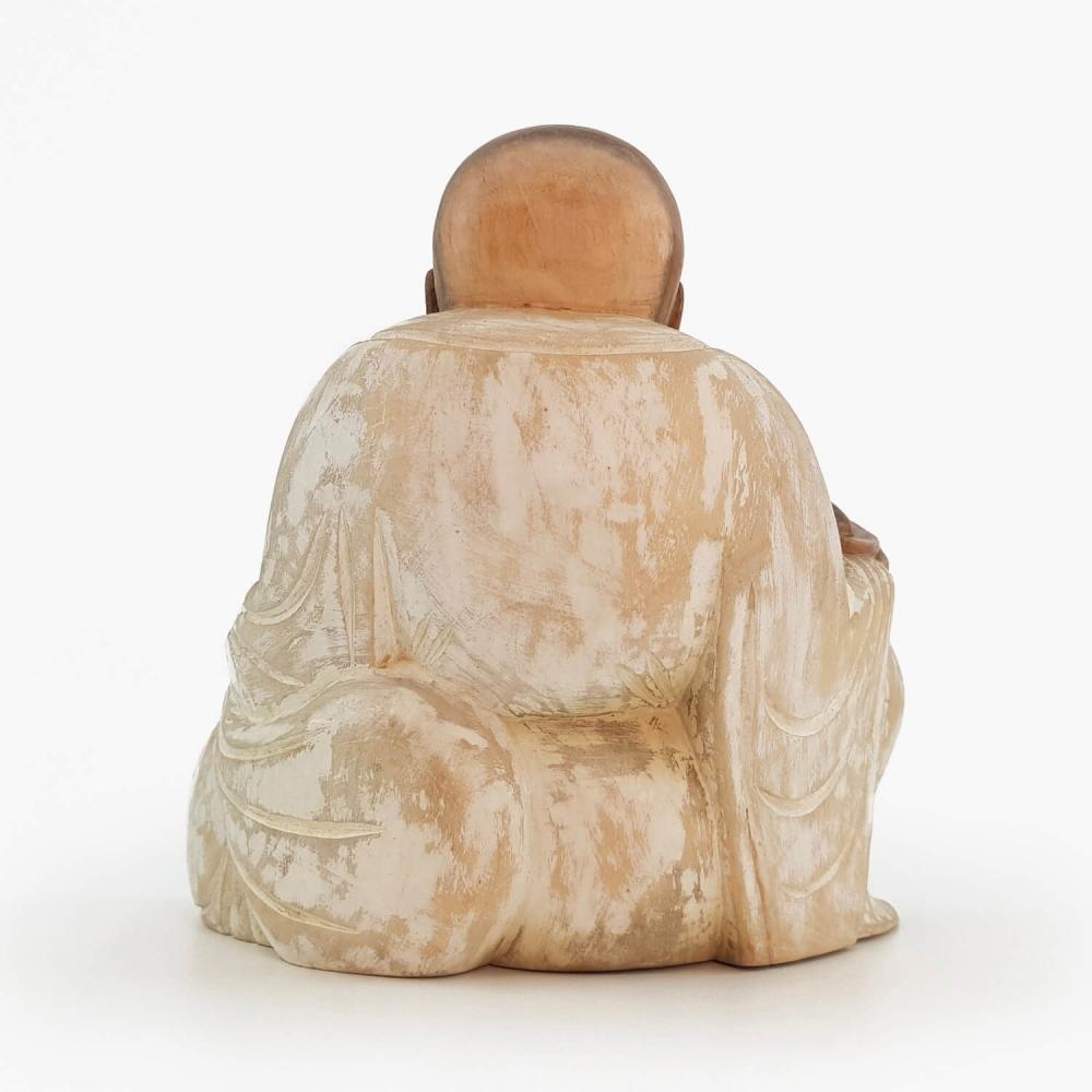 Escultura Happy Buda - Foto 5