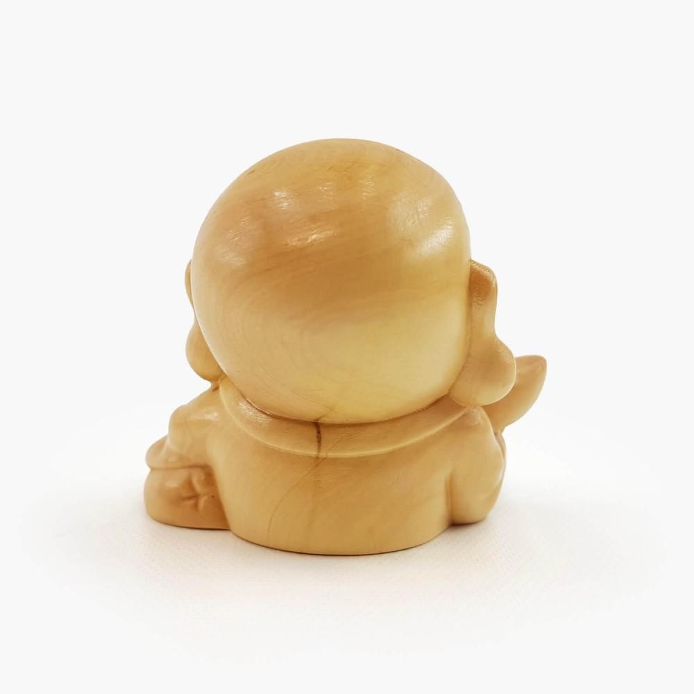 Escultura Happy Buda 6cm - Foto 5