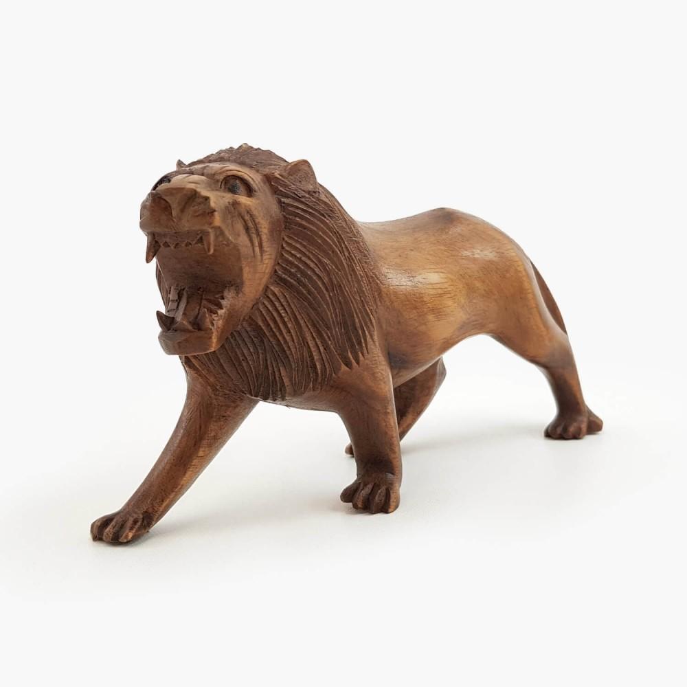 Escultura Leão 20cm - Foto 2