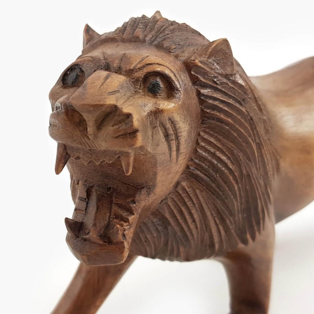 Escultura Leão 20cm - Foto 3
