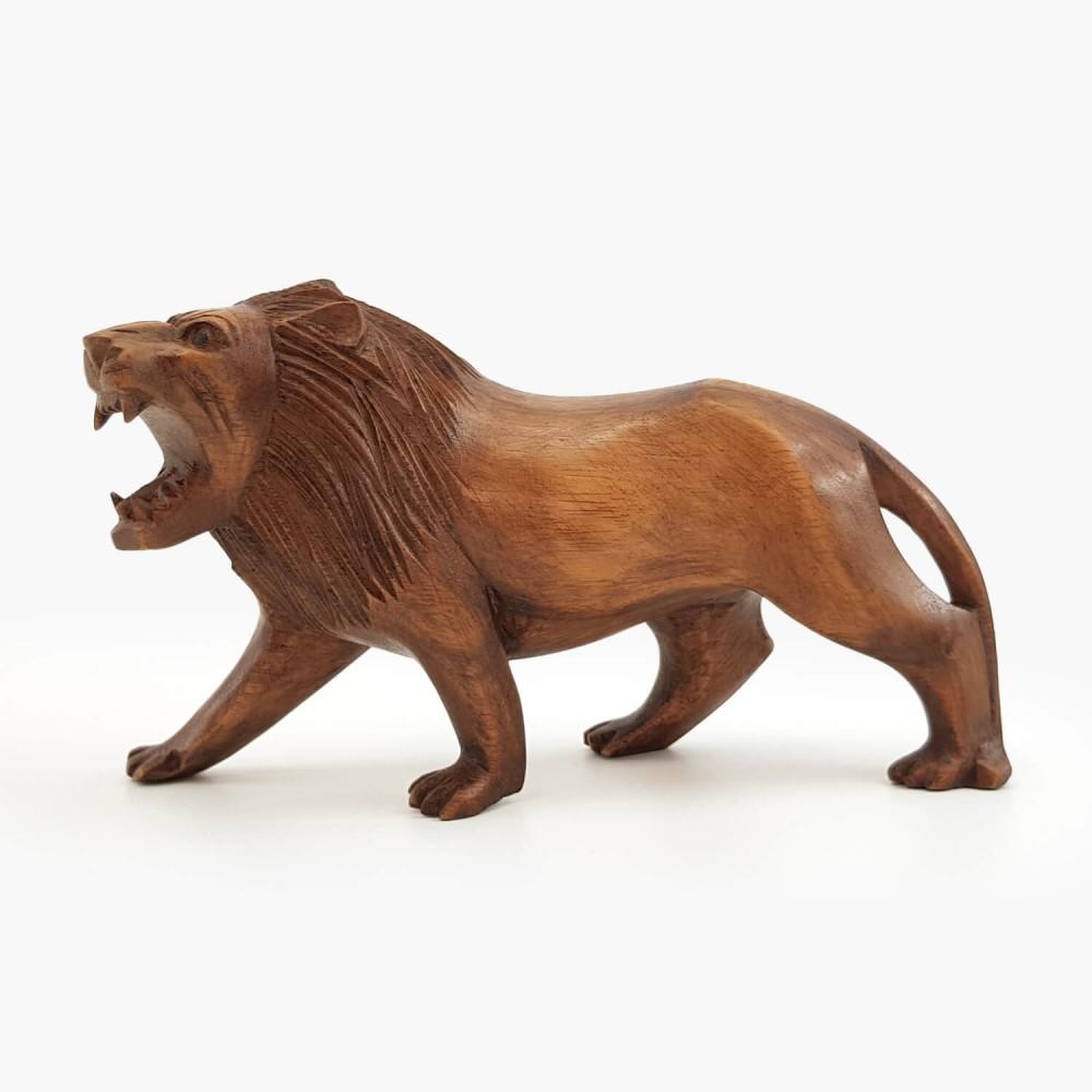 Escultura Leão 20cm - Foto 4