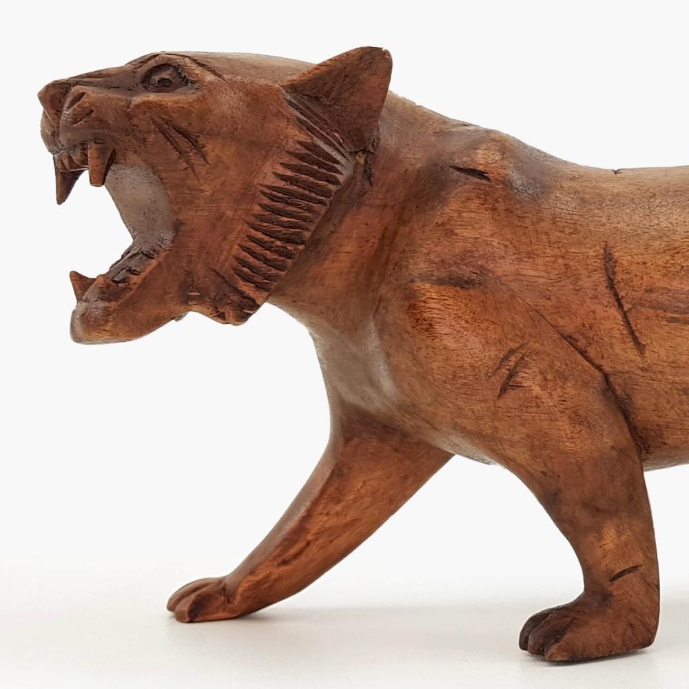 Escultura Tigre 30cm - Foto 2