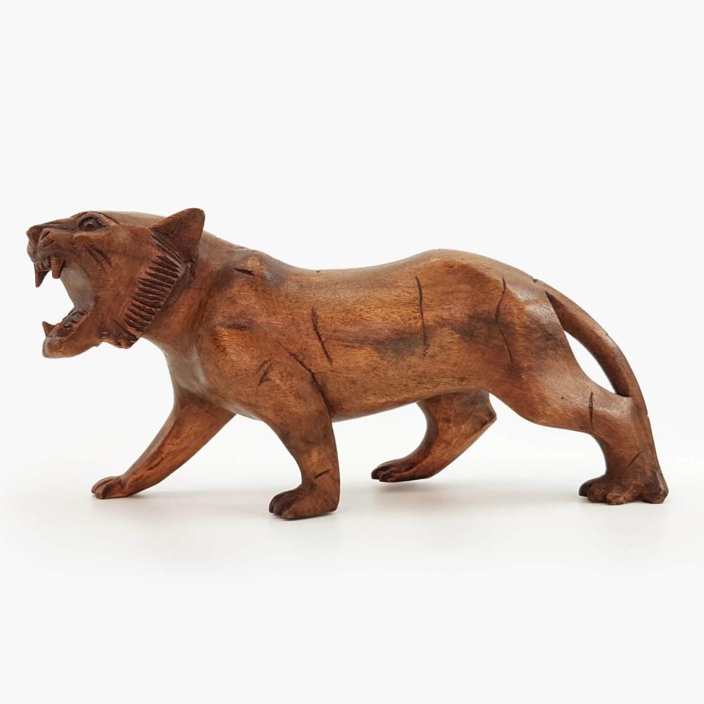 Escultura Tigre 30cm - Foto 3