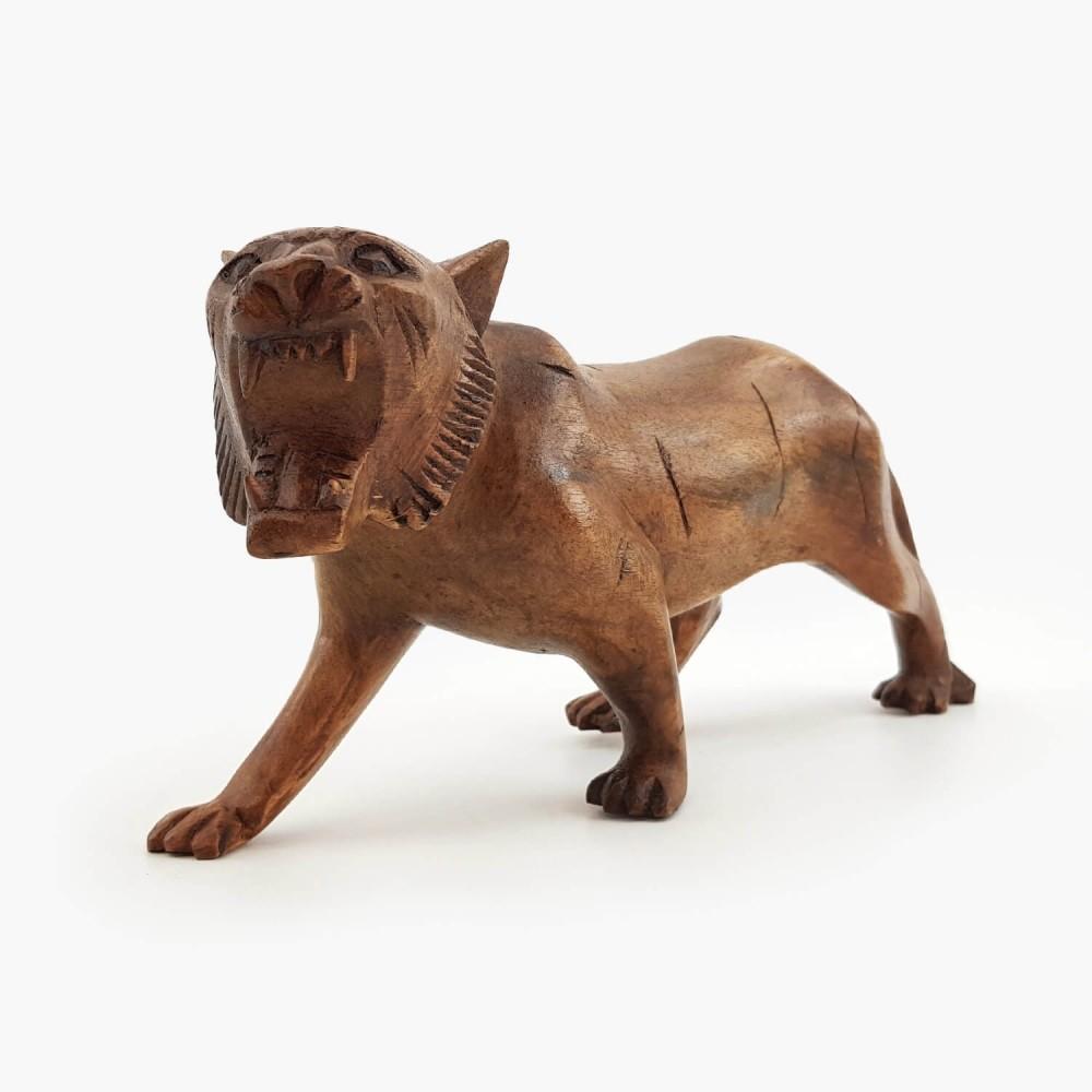 Escultura Tigre 30cm - Foto 4