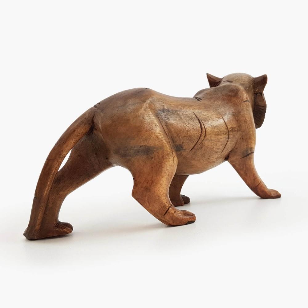Escultura Tigre 30cm - Foto 5
