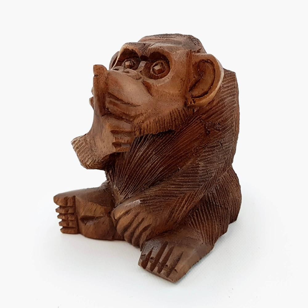 Escultura Macaco 11cm - Foto 3