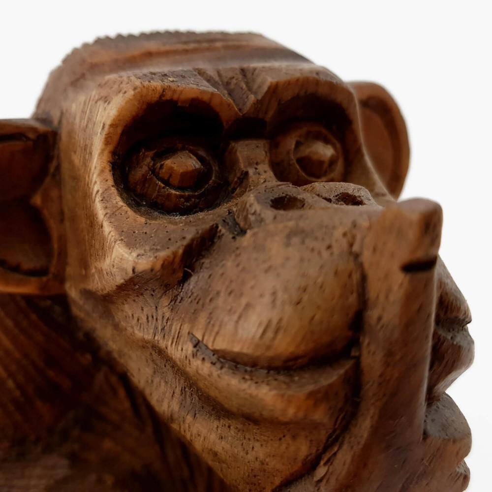 Escultura Macaco 11cm - Foto 4