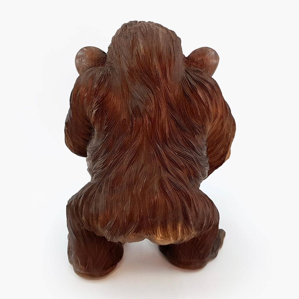 Escultura Macaco 42cm - Foto 5