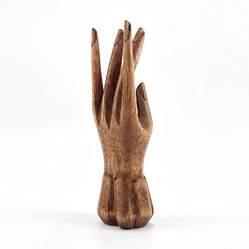 Escultura Mão 10cm - Foto 4