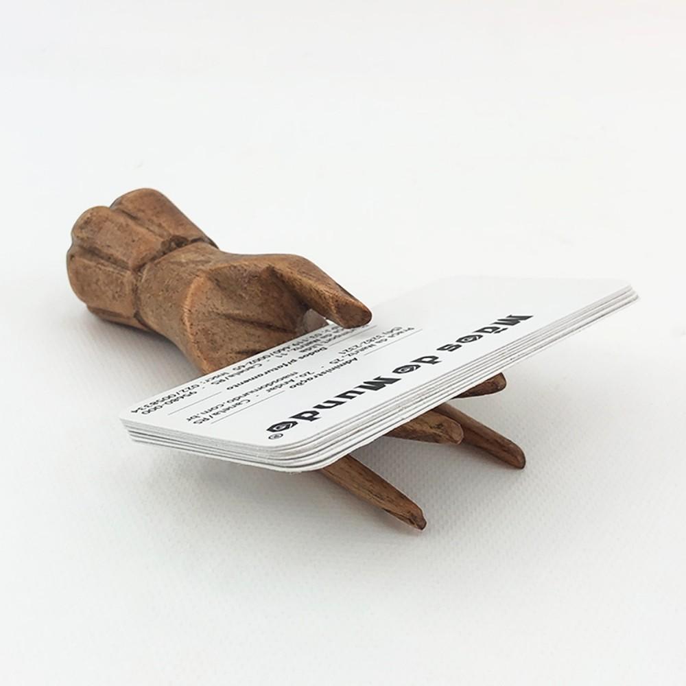 Escultura Mão 10cm - Foto 5