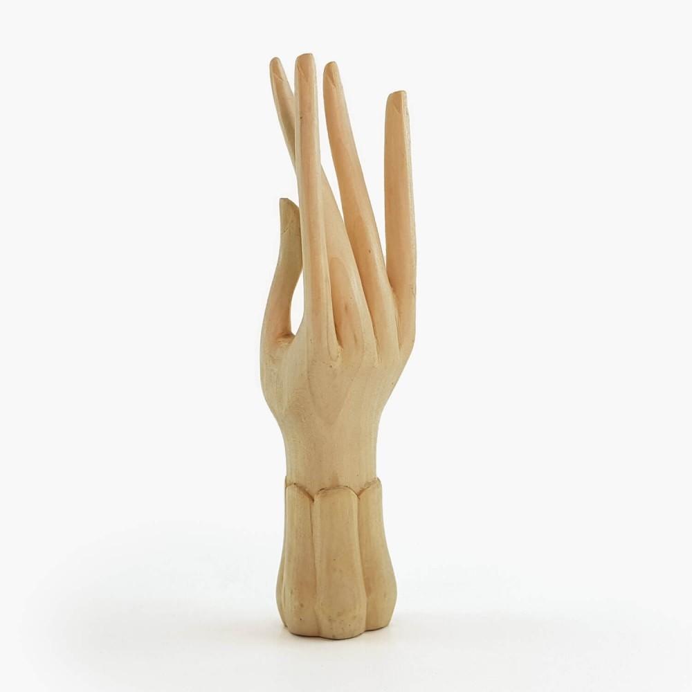 Escultura Mão 20cm - Foto 2