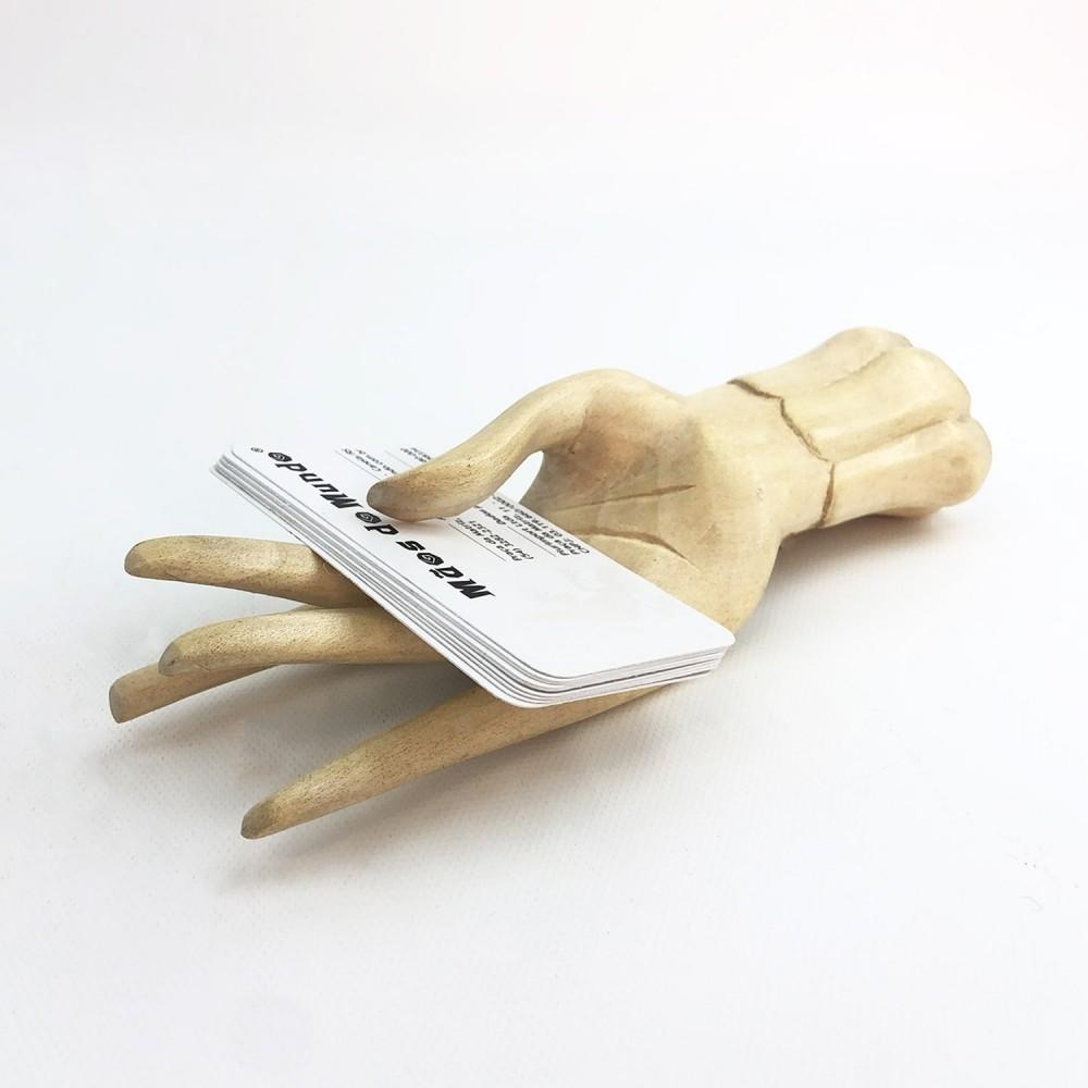 Escultura Mão 20cm - Foto 4