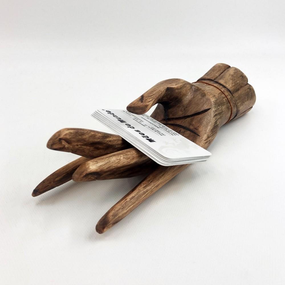 Escultura Mão 25cm - Foto 4