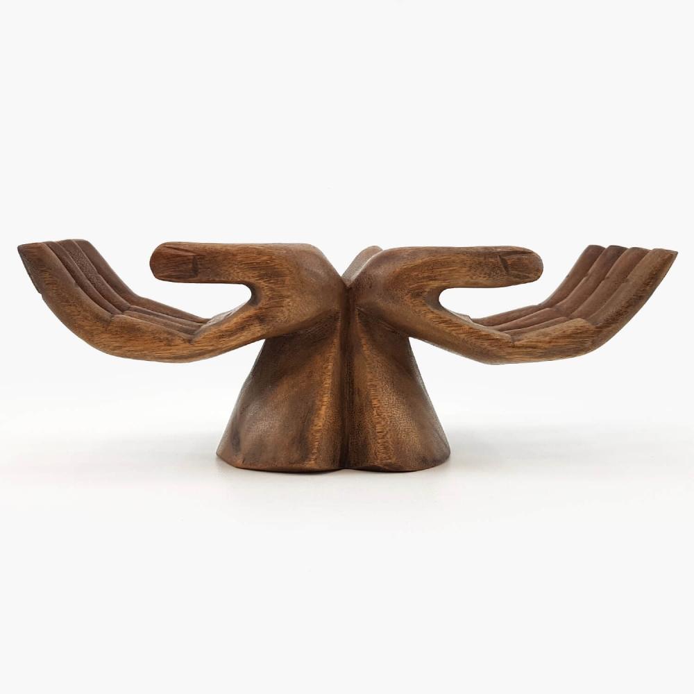 Escultura Mão Dupla - Foto 5