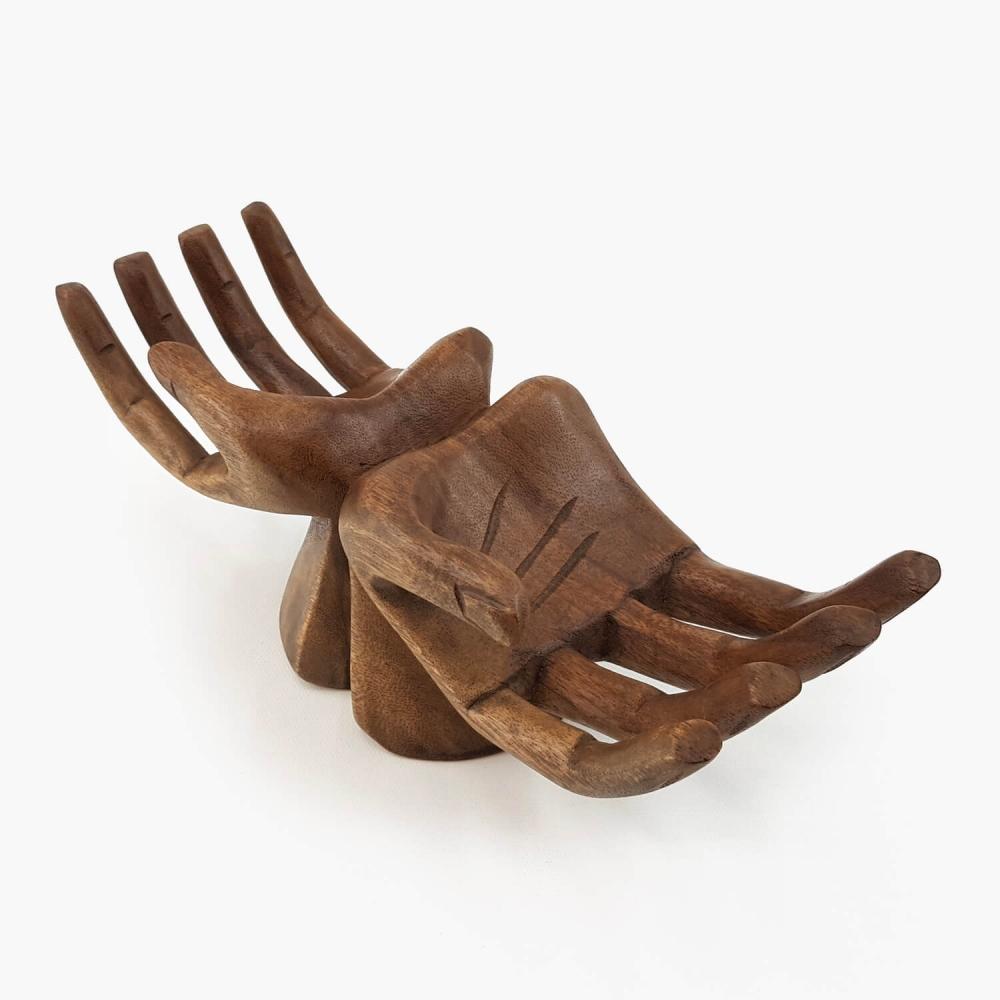 Escultura Mão Dupla - Foto 6