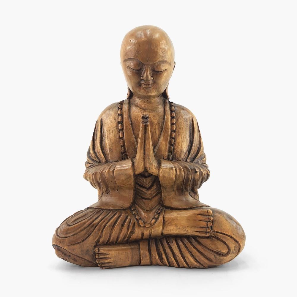 Escultura Monge - Foto 1