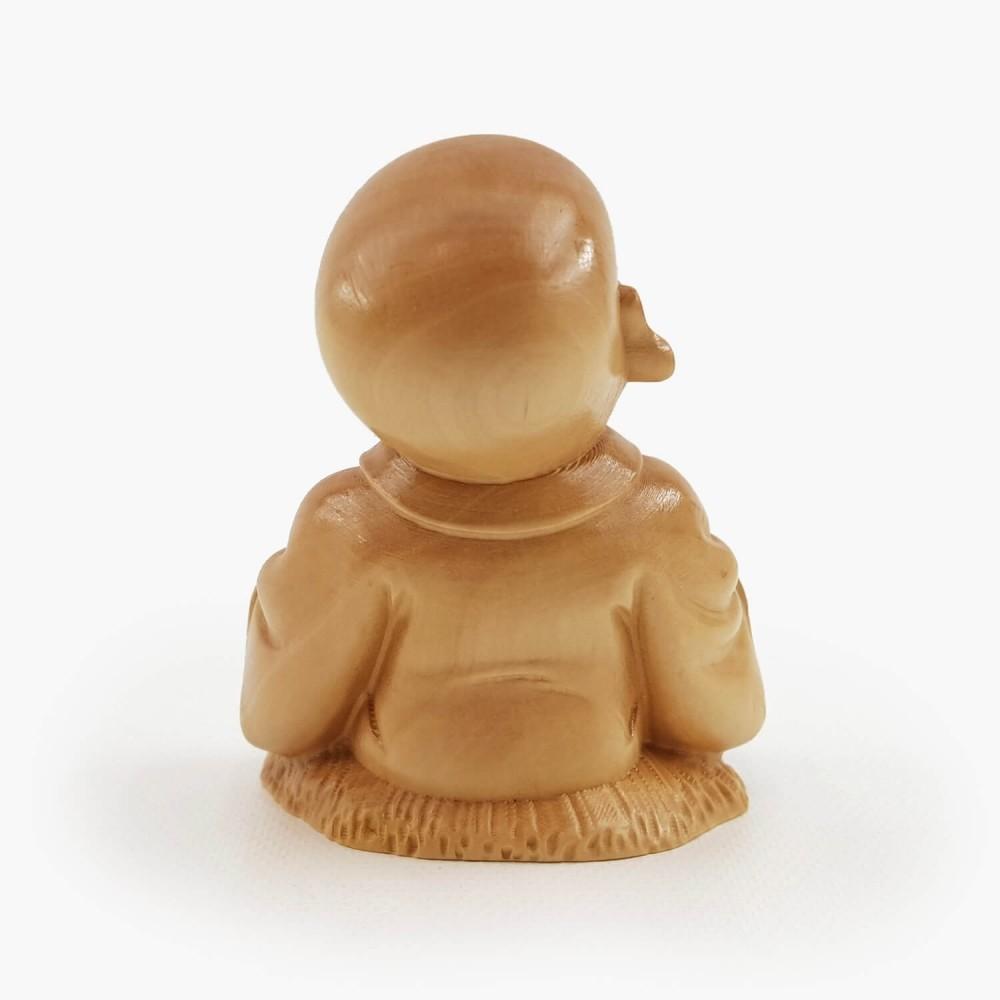 Escultura Monge 6cm - Foto 5