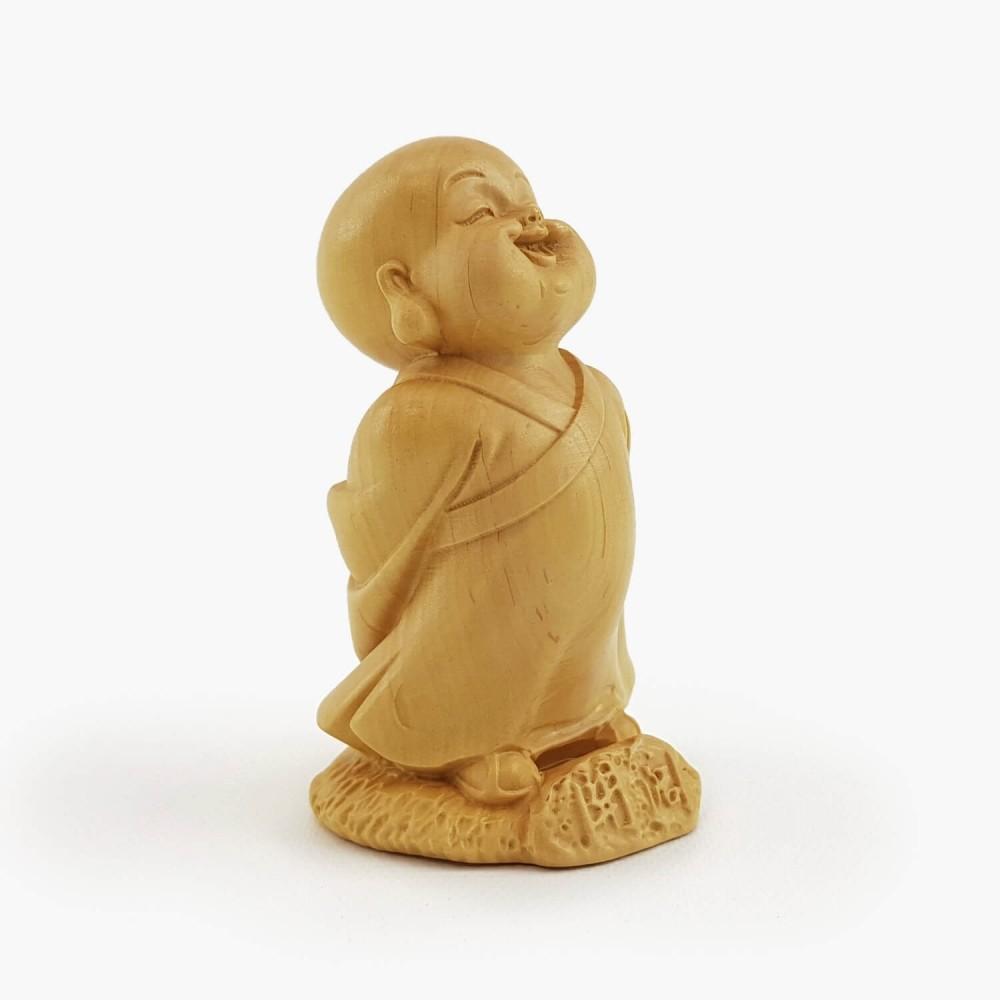 Escultura Monge 8cm - Foto 2