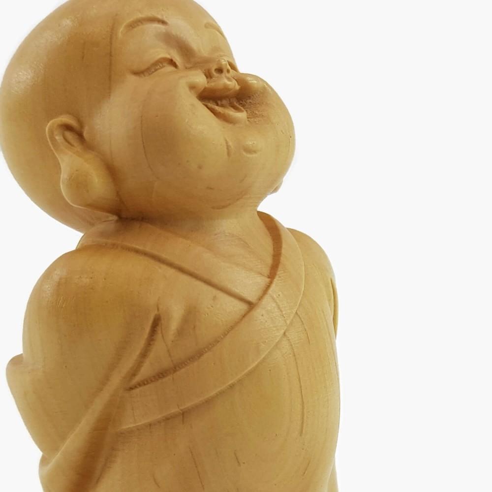 Escultura Monge 8cm - Foto 3