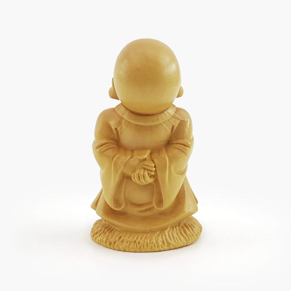 Escultura Monge 8cm - Foto 4